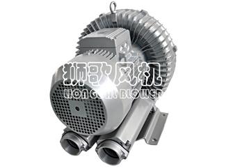 2LG810 5.5kw單(dan)段式風(feng)機